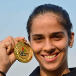 Indian Onlypic Winner Saina Nehwal