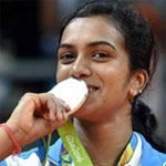 Indian Onlypic Winner P V Sindhu