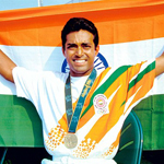Indian Onlypic Winner Leander Paes