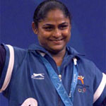 Indian Onlypic Winner Karnam Malleswari