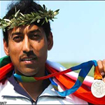 Indian Onlypic Winner R  S  Rathore