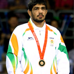 Indian Onlypic Winner Sushil Kumar
