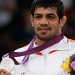 Indian Onlypic Winner Shushil Kumar