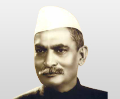 President of India - Dr. Rajendra Prasad