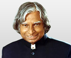 President of India - Dr. A. P. J. Abdul Kalam