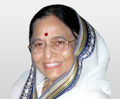 President of India - Smt. Pratibha Patil