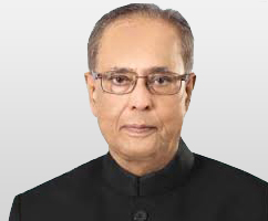 President of India - Shri Pranab Mukherjee