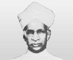 President of India - Dr. S. Radhakrishnan