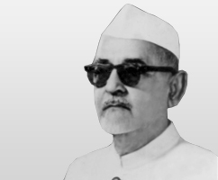 President of India - Dr. Zakir Husain