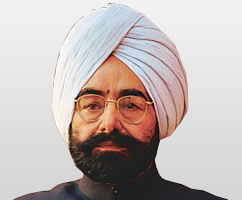President of India - Giani Zail Singh