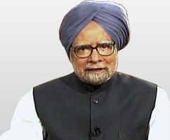 Prime Minister of India - Dr. Manmohan Singh